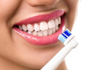 Oral B power brush